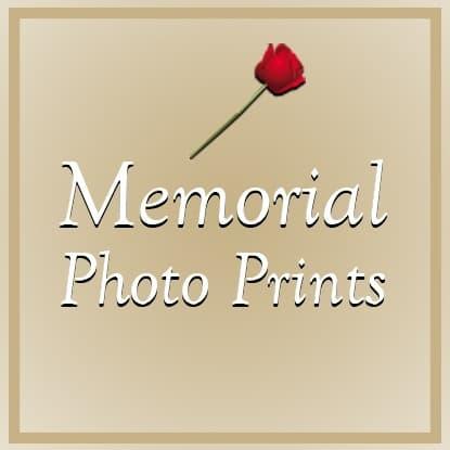 Memorial Photo Prints